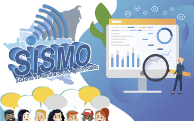 Sistema de monitoreo de opinión pública SISMO
