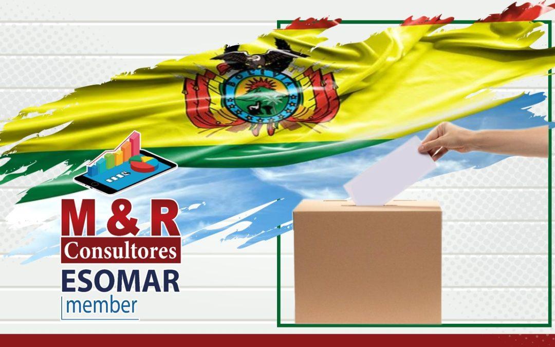 Partido de Evo Morales lidera intención de voto en Bolivia