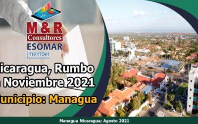 Nicaragua, Rumbo a Noviembre 2021, Managua
