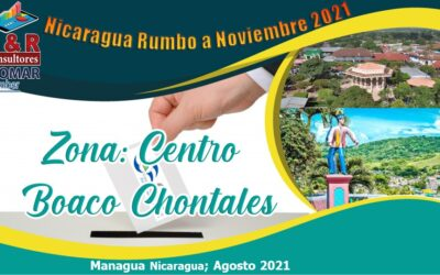 Nicaragua, Rumbo a Noviembre 2021, Zona Centro