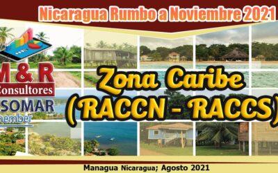 Nicaragua, Rumbo a Noviembre 2021, Zona Caribe