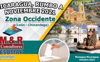 Nicaragua, Rumbo a Noviembre 2021, Zona: Occidente